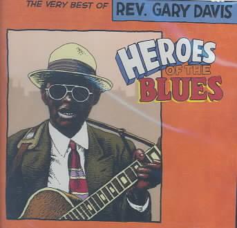 VERY BEST OF REVEREND GARY DAVIS BY DAVIS,GARY REV. (CD)